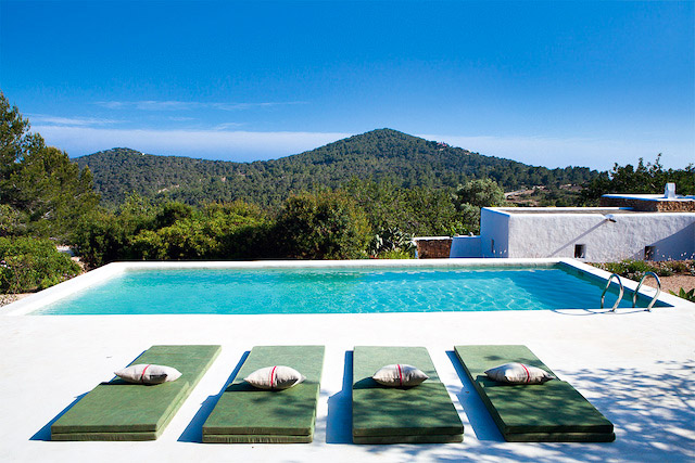 Just Looking at Designer's Boho Ibiza Getaway Eases My Back Pain