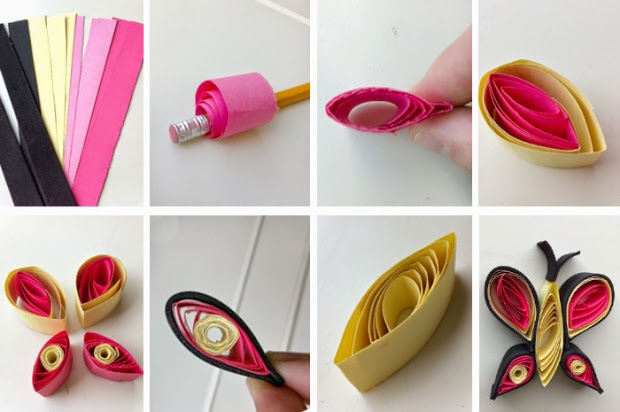 Children S Ribbon And Bows Crafts Activities