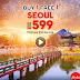 大家都能飞韩国了啦!只限特惠周4一天,超低价网上预订有买1送1!