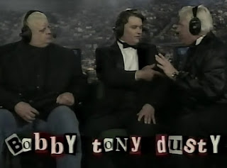 WCW UNCENSORED 1996 - Bobby, Tony, and Dusty...not necessarily in that order