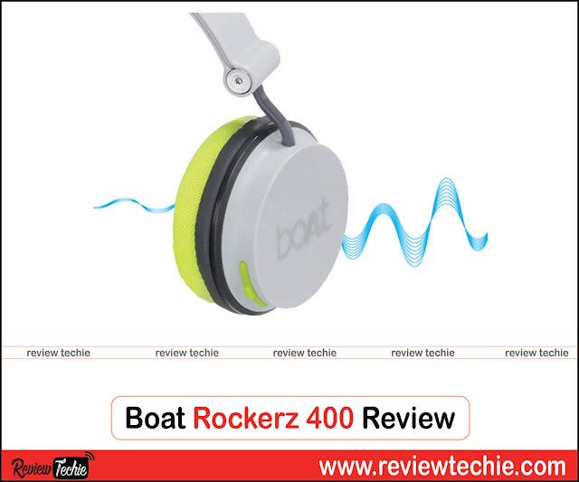 Boat Rockerz 400 Review