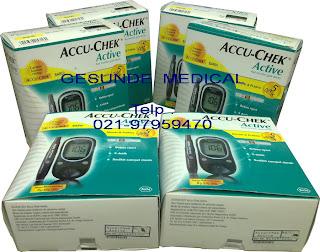 Jual Accu-Chek Active