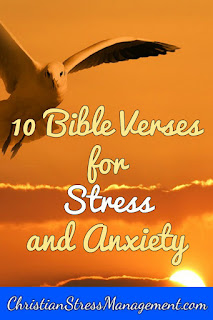10 Bible verses for stress and anxiety