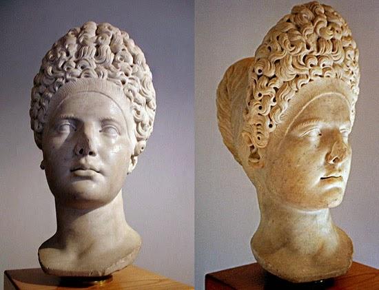 acconciature romane