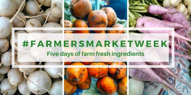 Farmers Market Week logo