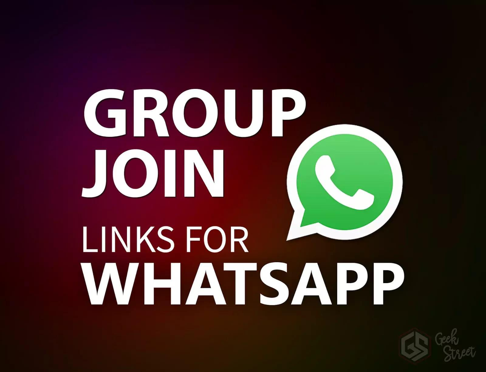 New Whatsapp Group links of 2018 1000+ - Shehzad Hussain