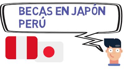 Becas en Japón para Perú