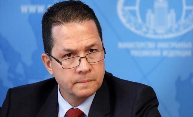 Embajador de Maduro en Rusia: encontramos cómo evadir sanciones de EEUU contra minería de oro