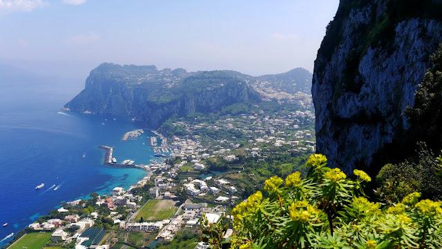 Capri, czyli jednodniowy wypad na wyspę w południowych Włoszech.