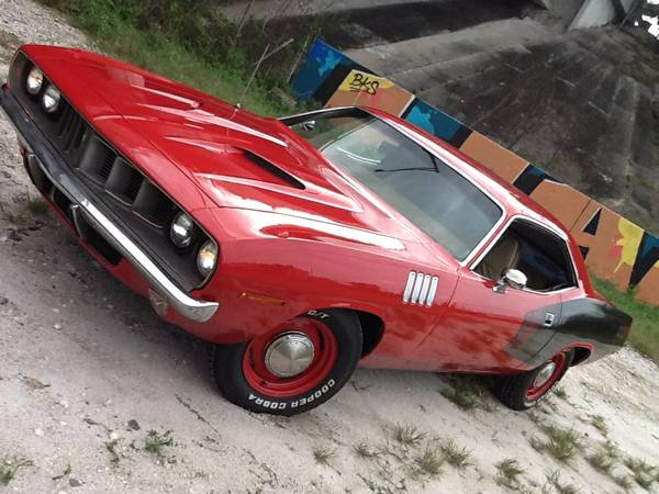 1971 Barracuda For Sale