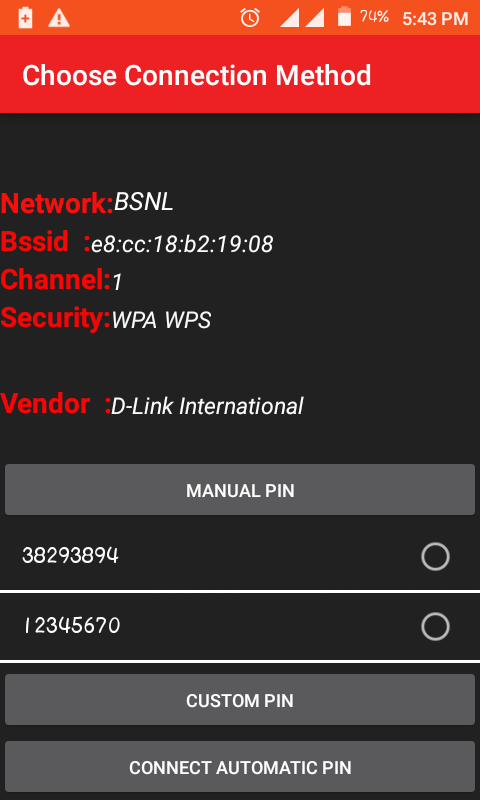 HACK WIFI USING ANDROID - WPS WPA TESTER PREMIUM V 2 8