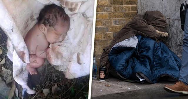 Drogadicto encuentra a un bebé abandonado y cambia su vida. No creerás cómo luce en la actualidad.