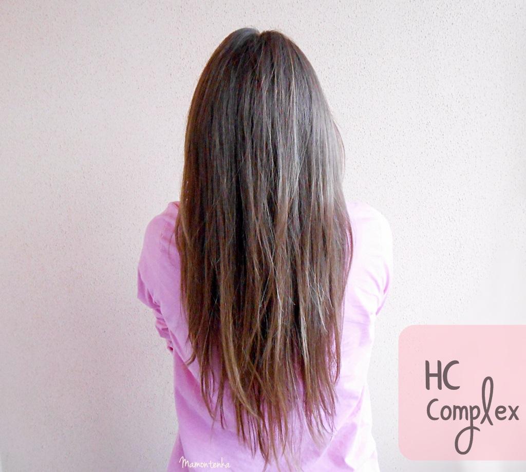 HC Complex hızlı saç uzatan bakım ürünü