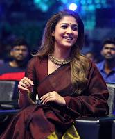 Nayanthara at ZEE Tamil Awards HeyAndhra.com