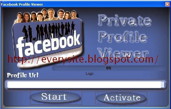 facebook private profile viewer free download