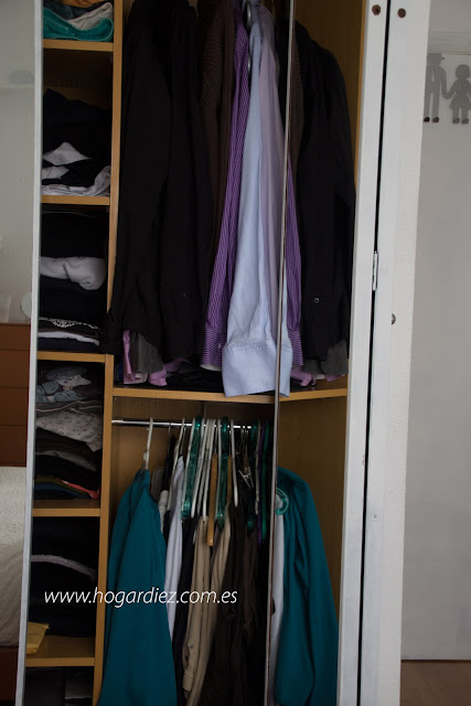 Cómo ordeno mi habitación