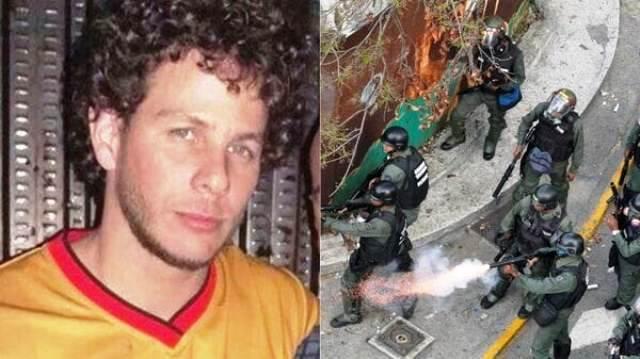 """Las últimas palabras de una víctima de la represión: """"Me llevan preso al hospital militar…voy herido, ayúdame"""""""