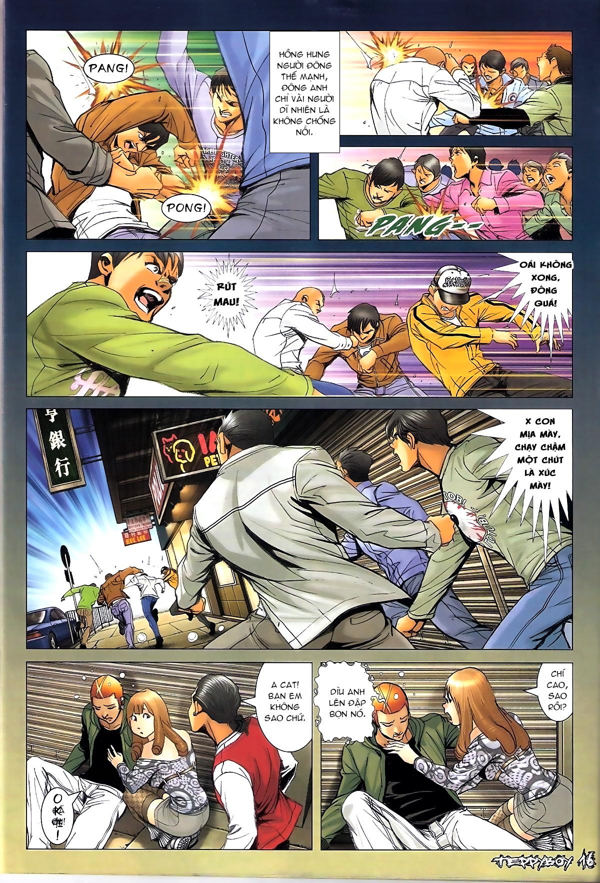 NGƯỜI TRONG GIANG HỒ trang 14