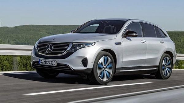 Elektrikli Otomobil - Mercedes EQC