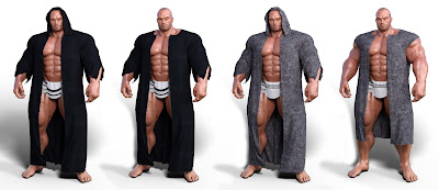 Heroic Dynamic Wardrobe for Hercules & Swole 7