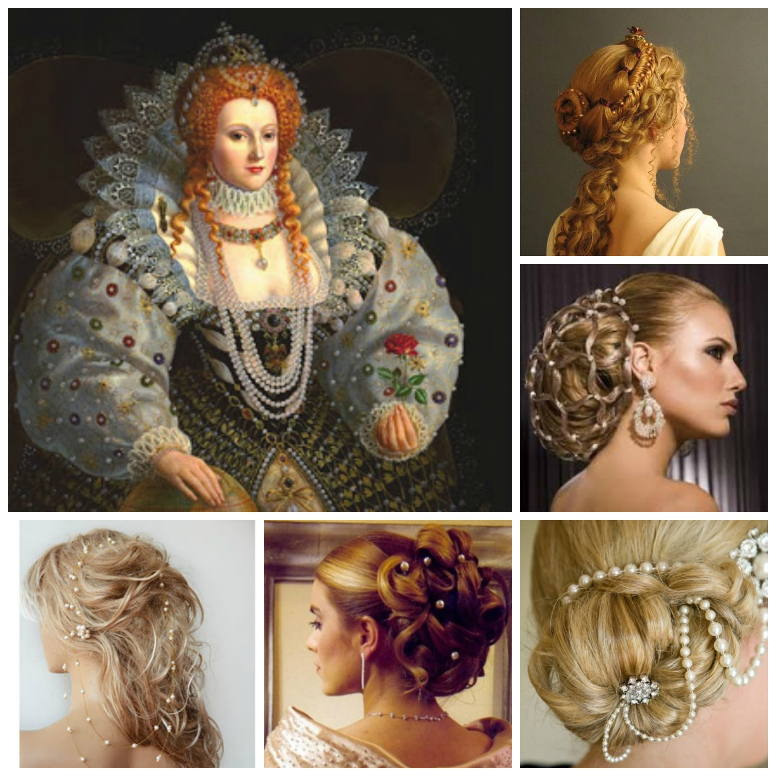Seven Reasons Why Elizabethan Era Hairstyles Is mon In USA