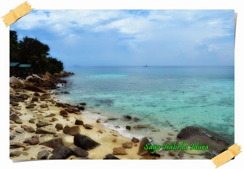 Pengalaman Bercuti Di Pulau Perhentiaan