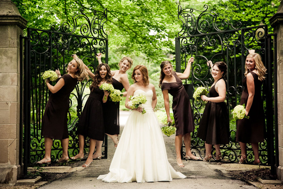 WhiteAzalea Bridesmaid Dresses: Brown Bridesmaid Dresses