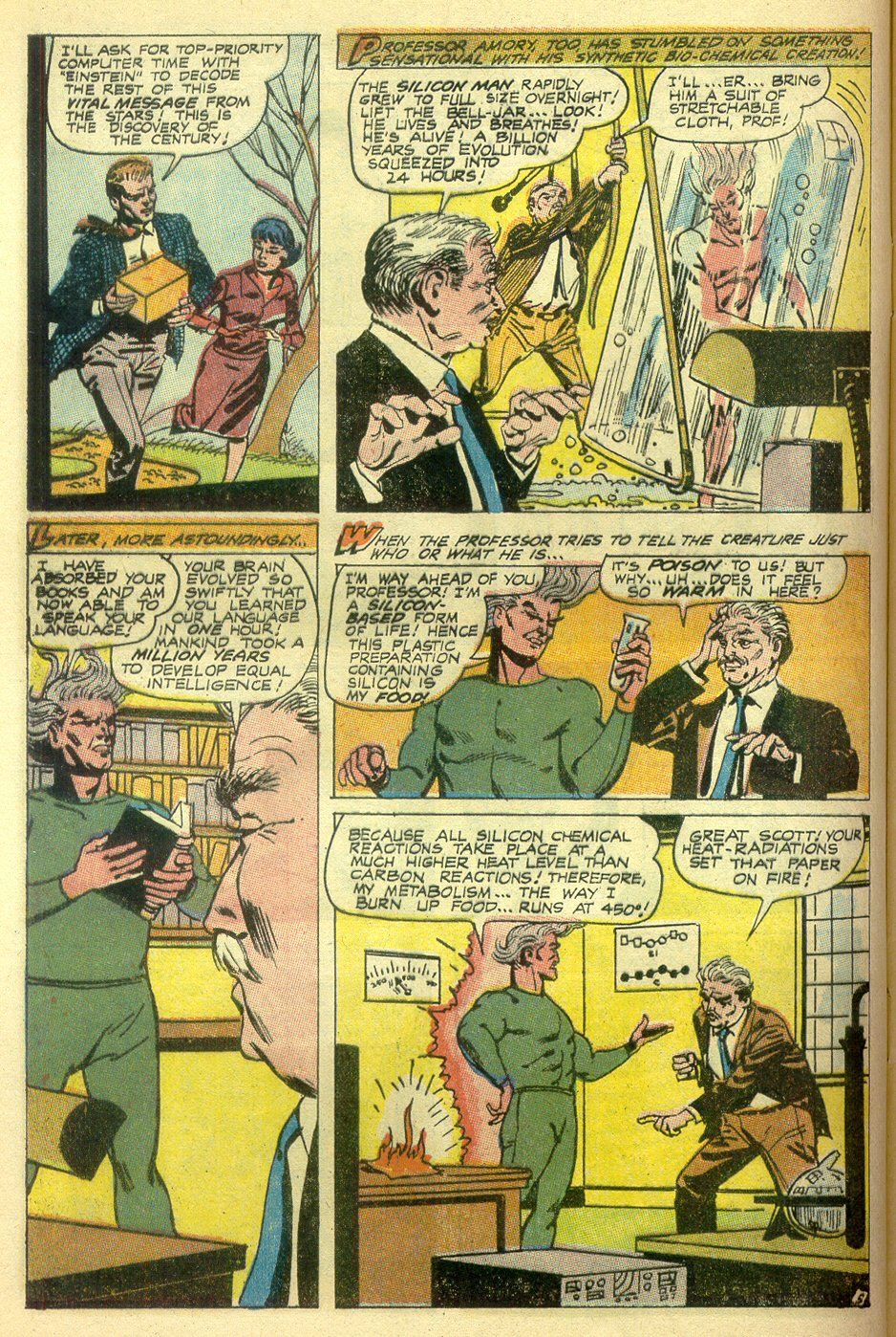 Strange Adventures (1950) issue 198 - Page 8