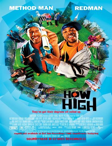 Ver Se les subieron los humos (How High) (2001) Online