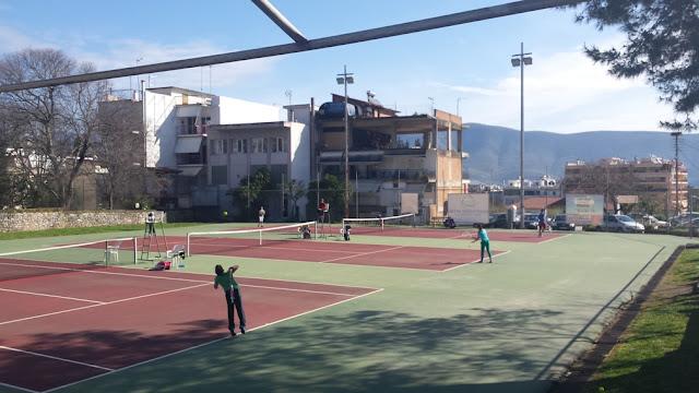 Φιλιππιάδα: Εντάχθηκε Η αποκατάσταση και η ανακαίνιση των αποδυτηρίων του γηπέδου αντισφαίρισης (τέννις)