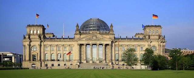Reichstag em Berlim