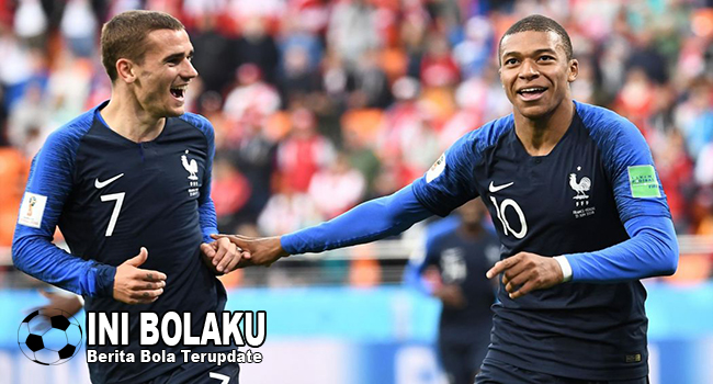 Hasil Perancis vs Peru Skor Akhir 1-0 | Fase Group C World Cup 2018