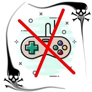 8 bahaya / Efek main game di hp terlalu lama