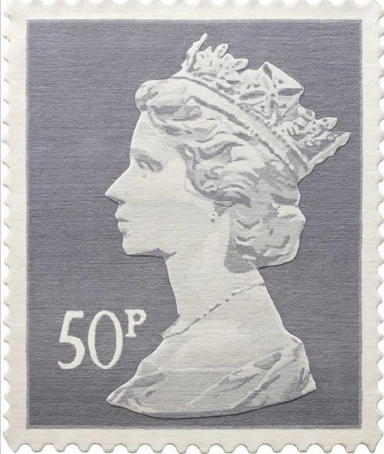Unique Queen Elizabeth II On Rugs Decorating
