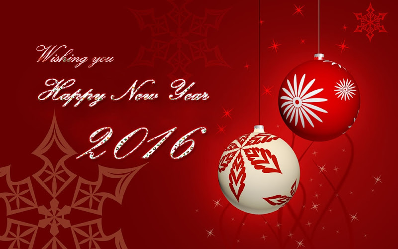 Collection of Happy New Year Wishes 2016 Images