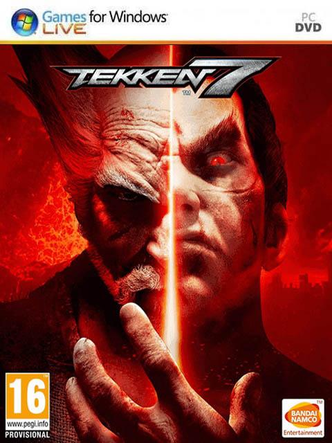 تحميل لعبة Tekken 7 برابط مباشر + تورنت