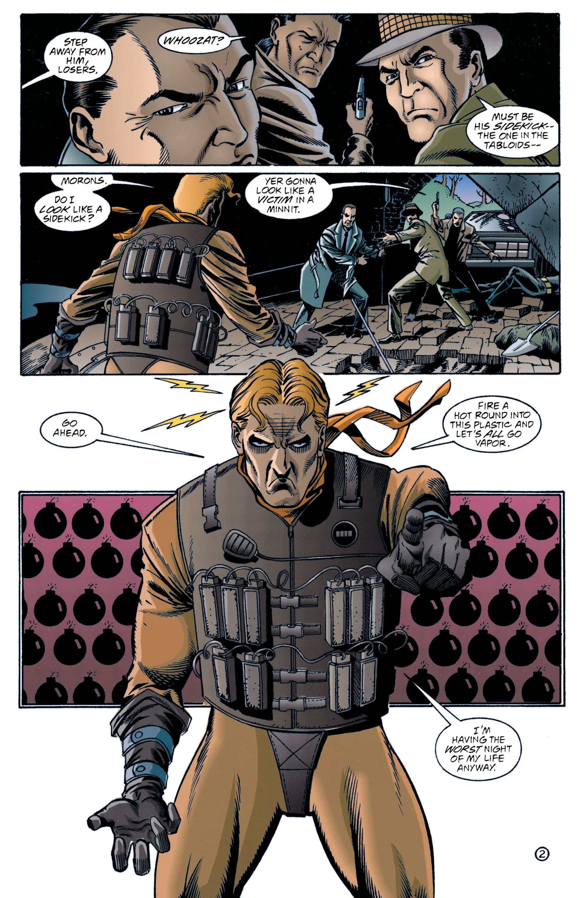 Detective Comics (1937) 707 Page 2