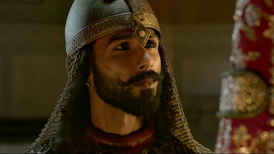 Shahid Kapoor Latest HD Picture Of Padmavati