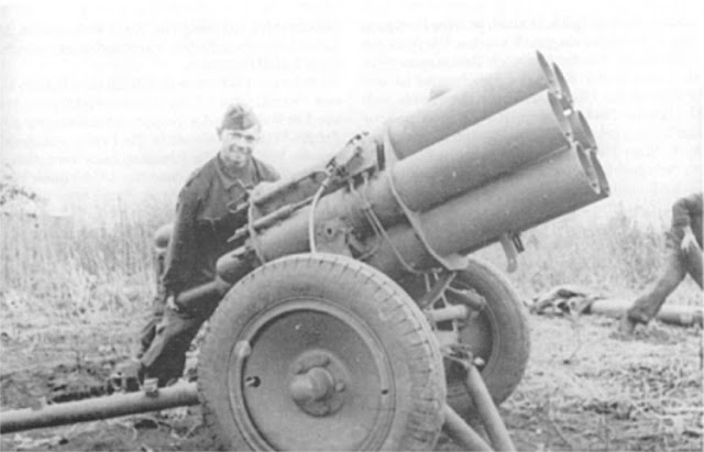 A 15 cm Nebelwerfer 41 rocket 29 June 1941 worldwartwo.filminspector.com