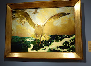 Winona Minnesota Marine Art Museum Wyeth painting
