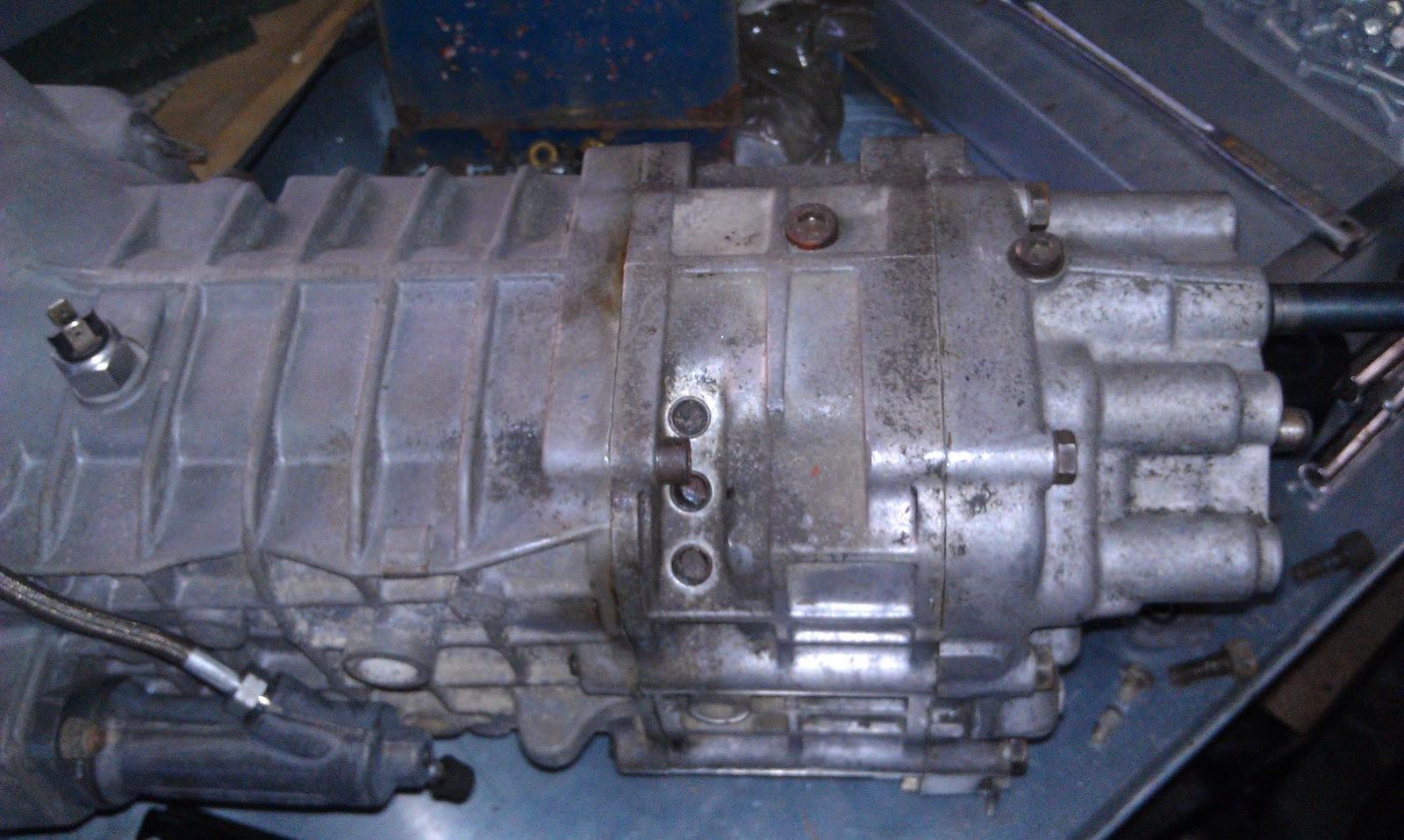 the 245 e21 manual transmission