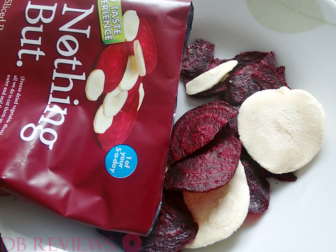 Nothing But range of freeze-dried fruit and vegetable snacks