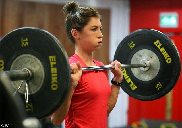 http://www.dailymail.co.uk/sciencetech/article-2777160/Need-study-big-test-Hit-gym-Researchers-say-20-minutes-weightlifting-enhance-memory-10.html