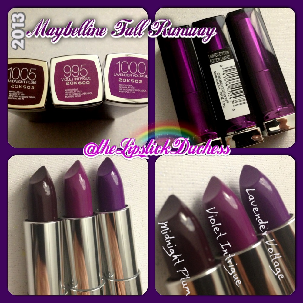 Purple Colour Lipstick
