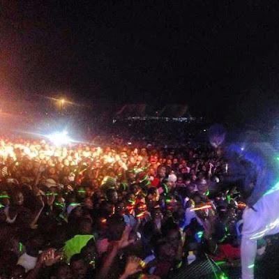 psquare invasion concert malawi