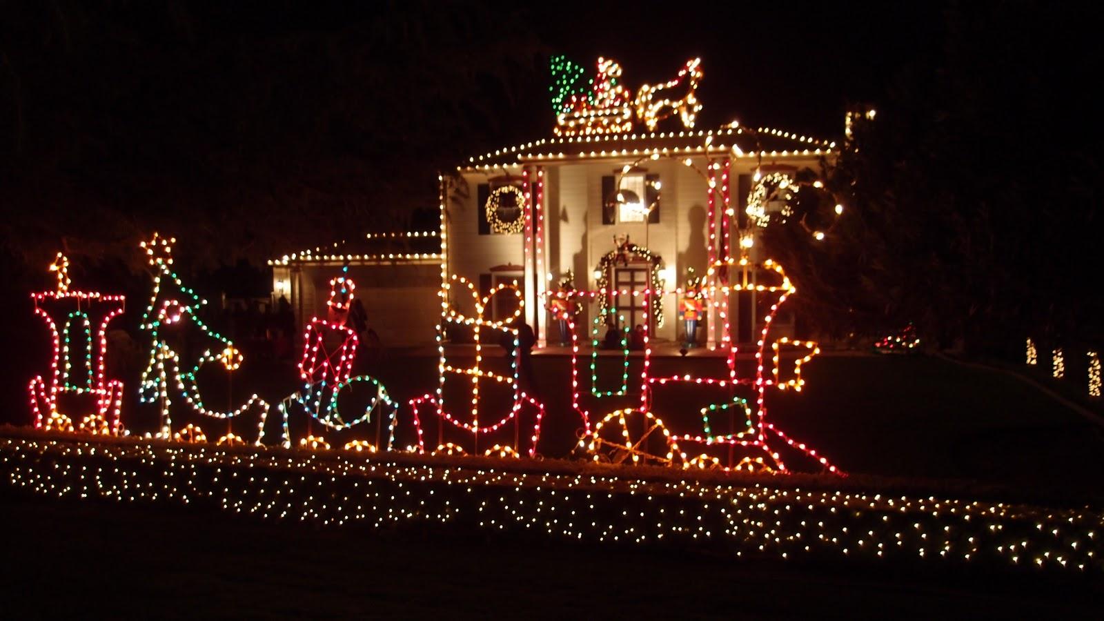 Christmas Light Lane Stockton Ca | Decoratingspecial.com