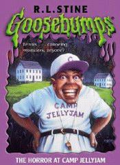 Goosebumps #33: The Horror at Camp Jellyjam PDF Download