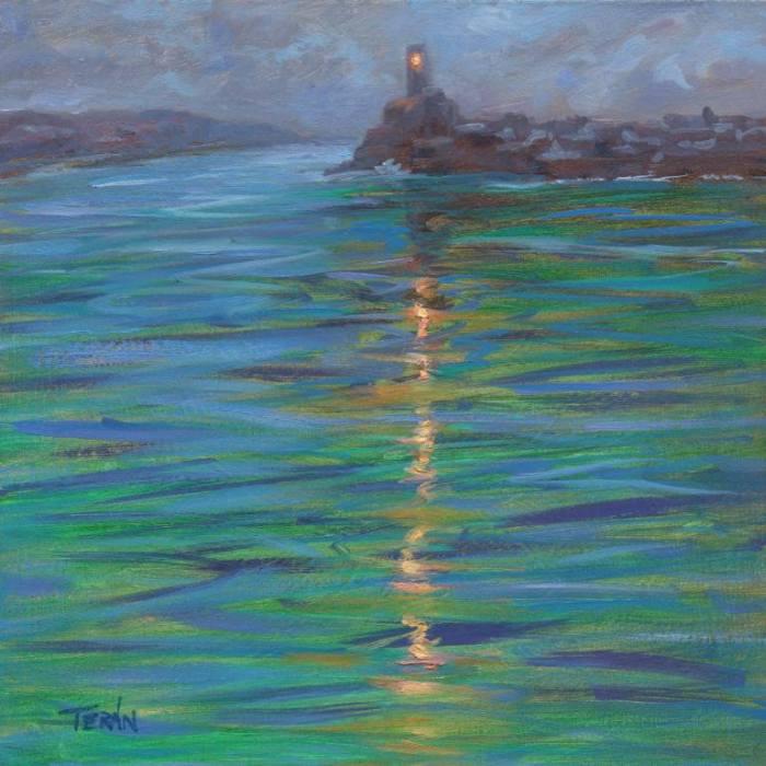 Чилийский художник. Manuel Teran