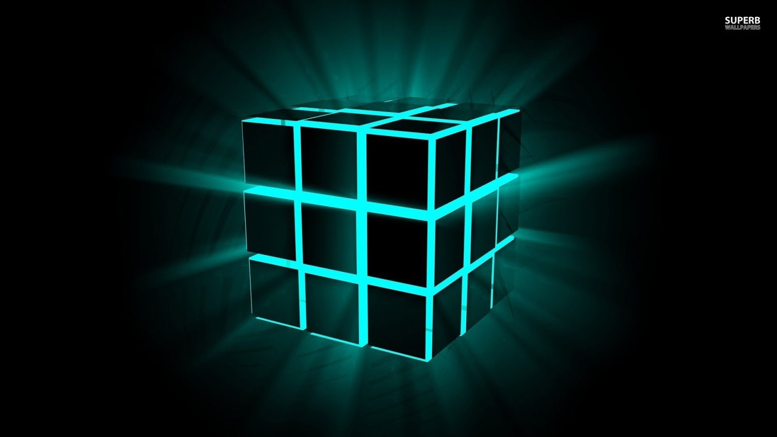 Neon Wallpapers for Android - Neon Rubik