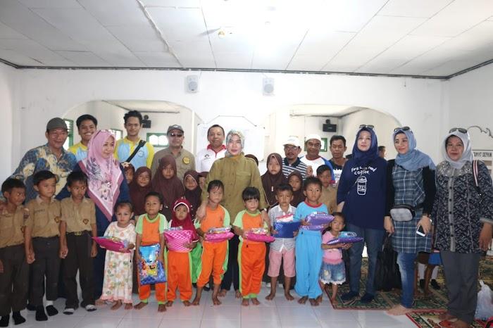 Gubernur Ridho Bantu Korban Tsunami Pulau Legundi Pesawaran